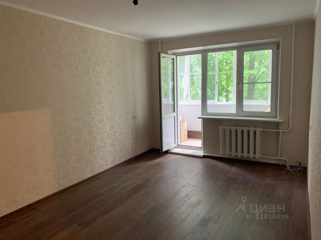 Продажа двухкомнатной квартиры поселок Володарского, Зелёная улица, цена 4500000 рублей, 2021 год объявление №635233 на megabaz.ru