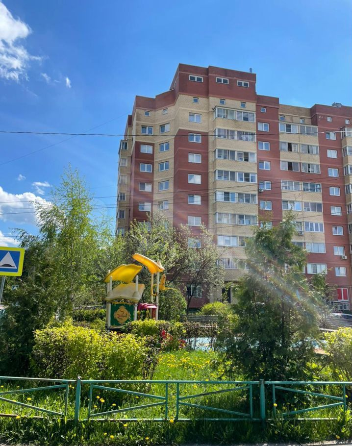 Аренда однокомнатной квартиры село Тарасовка, Центральная улица 11, цена 17000 рублей, 2021 год объявление №1389274 на megabaz.ru