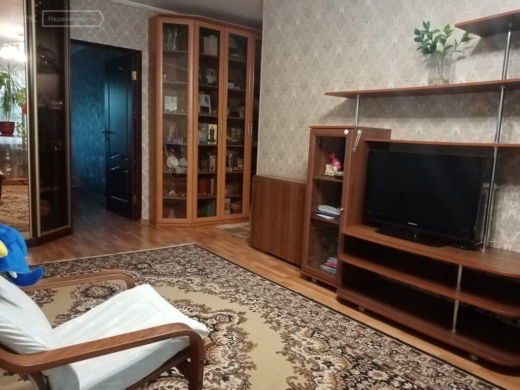 Продажа трёхкомнатной квартиры Москва, метро Выхино, Косинская улица 28к2, цена 13000000 рублей, 2021 год объявление №636130 на megabaz.ru