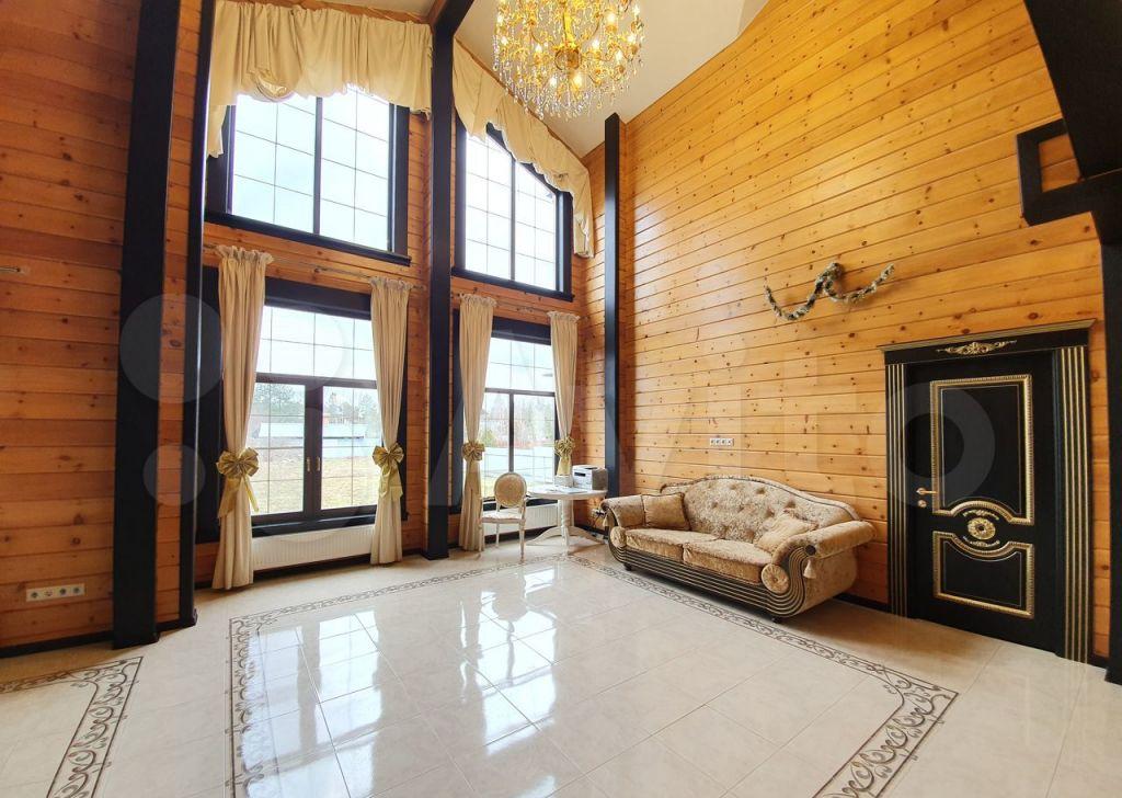 Продажа дома деревня Красновидово, цена 34000000 рублей, 2021 год объявление №451804 на megabaz.ru