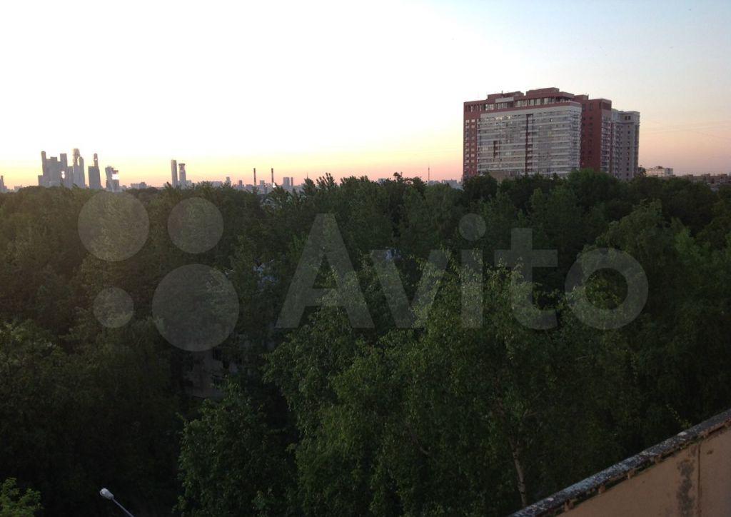 Продажа двухкомнатной квартиры Москва, метро Воробьевы горы, улица Фотиевой 7, цена 15150000 рублей, 2021 год объявление №641227 на megabaz.ru