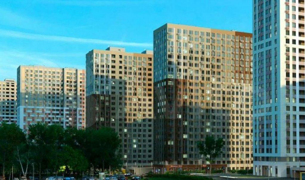 Продажа трёхкомнатной квартиры рабочий поселок Новоивановское, бульвар Эйнштейна 3, цена 12908100 рублей, 2021 год объявление №709783 на megabaz.ru