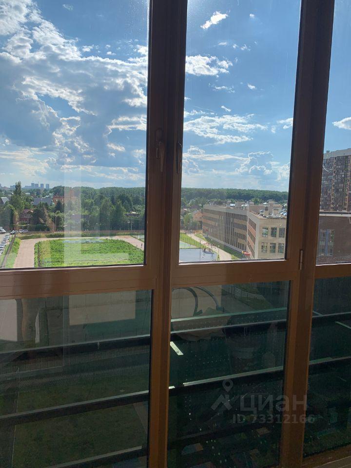 Аренда двухкомнатной квартиры Одинцово, Сколковская улица 5А, цена 36000 рублей, 2021 год объявление №1408989 на megabaz.ru