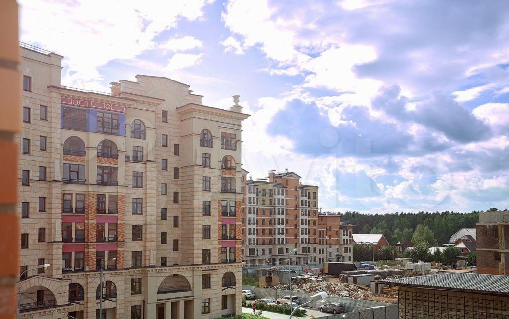 Продажа пятикомнатной квартиры Красногорск, улица Пришвина 7, цена 7700000 рублей, 2021 год объявление №693012 на megabaz.ru