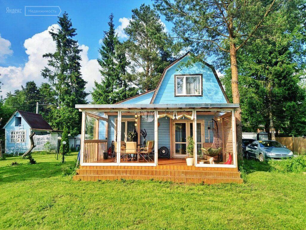 Продажа дома садовое товарищество Лесное, цена 8100000 рублей, 2021 год объявление №636104 на megabaz.ru