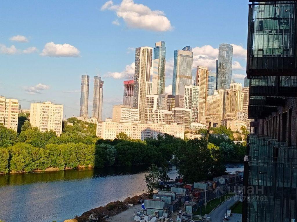 Продажа четырёхкомнатной квартиры Москва, метро Фили, Береговой проезд 1А, цена 35400000 рублей, 2021 год объявление №650743 на megabaz.ru