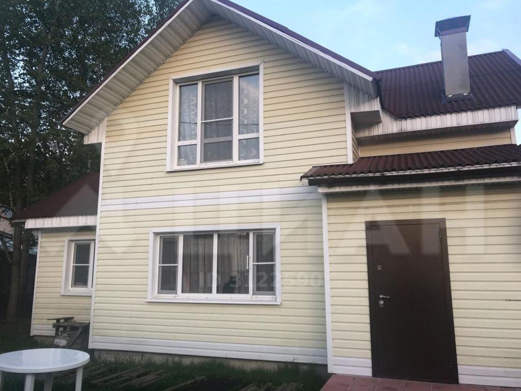 Продажа дома поселок Мещерино, цена 4900000 рублей, 2021 год объявление №355343 на megabaz.ru