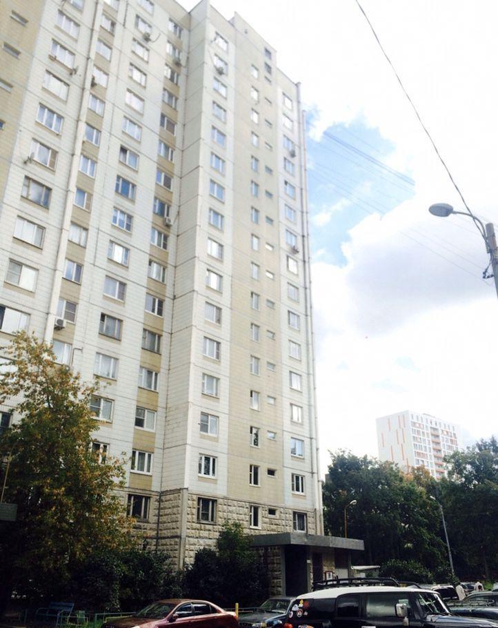 Продажа двухкомнатной квартиры Москва, метро Нагатинская, Варшавское шоссе 53к4, цена 11600000 рублей, 2020 год объявление №356232 на megabaz.ru