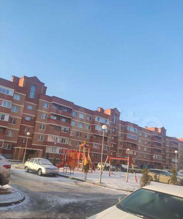 Продажа двухкомнатной квартиры деревня Большие Жеребцы, цена 4500000 рублей, 2021 год объявление №544824 на megabaz.ru