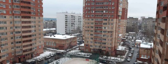 Продажа двухкомнатной квартиры рабочий посёлок Нахабино, улица Чкалова 7, цена 8100000 рублей, 2021 год объявление №572250 на megabaz.ru