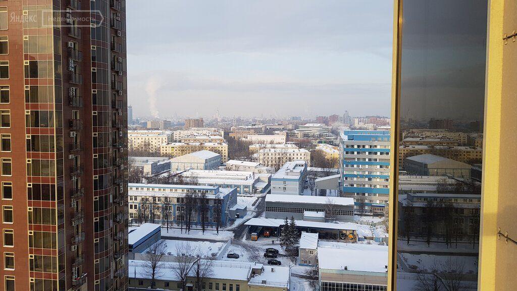 Продажа трёхкомнатной квартиры Москва, метро Дубровка, 1-я улица Машиностроения 10, цена 32700000 рублей, 2021 год объявление №558405 на megabaz.ru