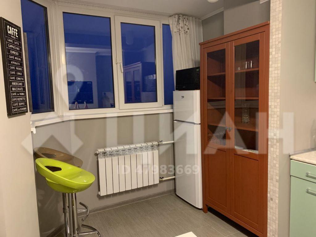 Аренда однокомнатной квартиры поселок городского типа Некрасовский, цена 29000 рублей, 2020 год объявление №1039220 на megabaz.ru