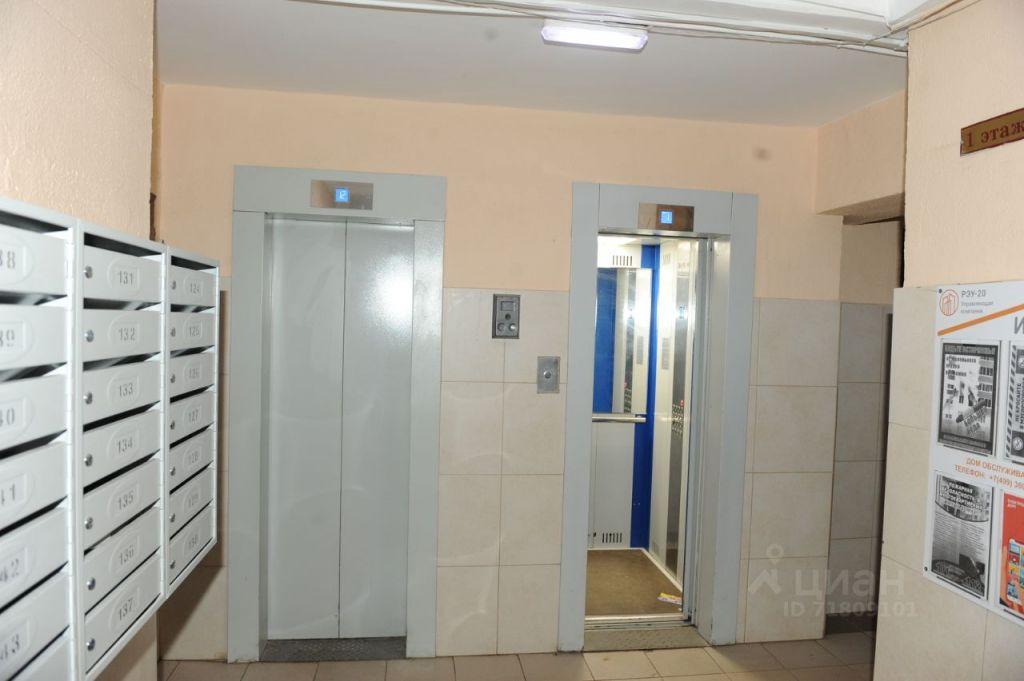 Аренда однокомнатной квартиры Москва, метро Партизанская, Измайловское шоссе 33, цена 40000 рублей, 2021 год объявление №1406320 на megabaz.ru