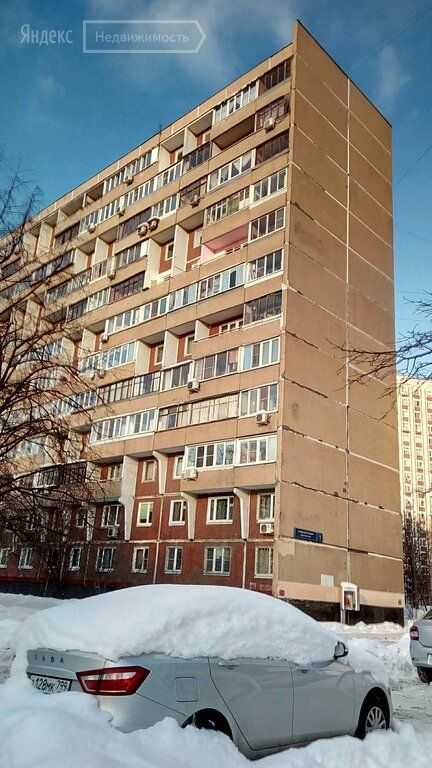 Продажа однокомнатной квартиры Москва, метро Кузьминки, цена 8000000 рублей, 2021 год объявление №656154 на megabaz.ru