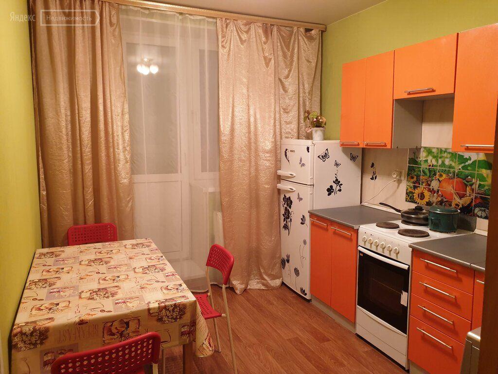 Аренда однокомнатной квартиры деревня Мотяково, цена 20000 рублей, 2021 год объявление №1406310 на megabaz.ru