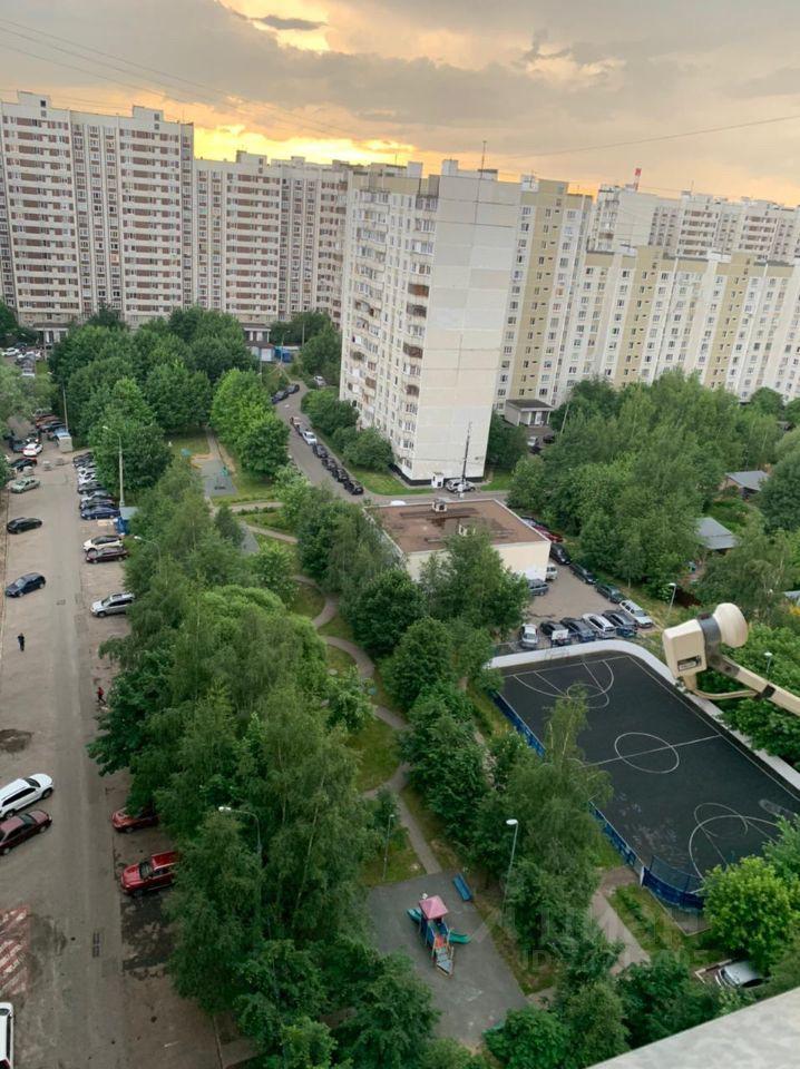 Аренда двухкомнатной квартиры Москва, метро Улица Скобелевская, бульвар Адмирала Ушакова 18, цена 45000 рублей, 2021 год объявление №1406348 на megabaz.ru