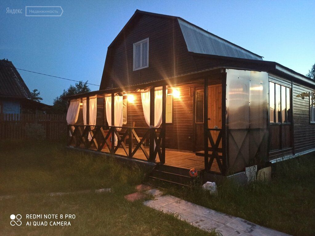 Продажа дома Ликино-Дулёво, 2-я Набережная улица, цена 4890000 рублей, 2021 год объявление №636440 на megabaz.ru