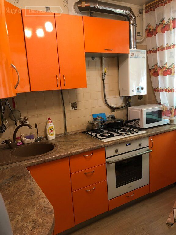 Продажа однокомнатной квартиры Подольск, Красная улица, цена 4850000 рублей, 2021 год объявление №654266 на megabaz.ru