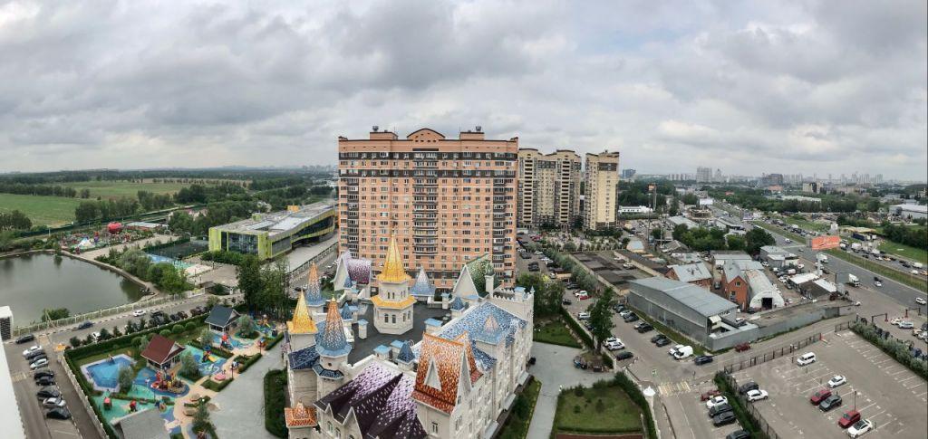 Продажа двухкомнатной квартиры поселок совхоза имени Ленина, метро Домодедовская, цена 14100000 рублей, 2021 год объявление №637211 на megabaz.ru