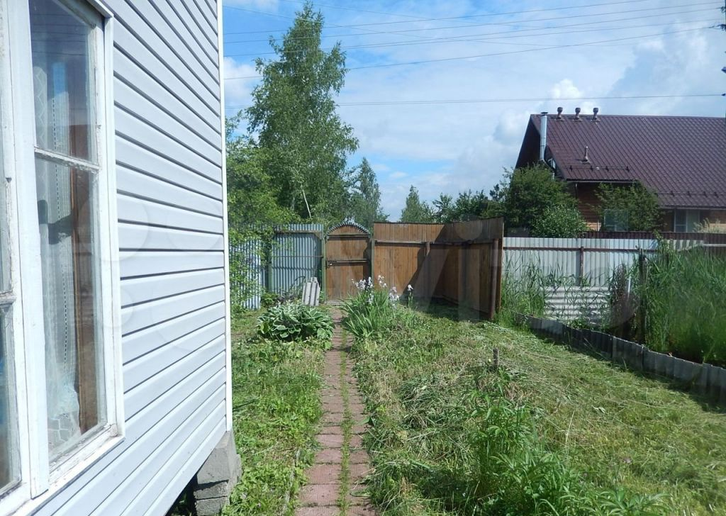 Продажа дома Электрогорск, цена 650000 рублей, 2021 год объявление №650634 на megabaz.ru