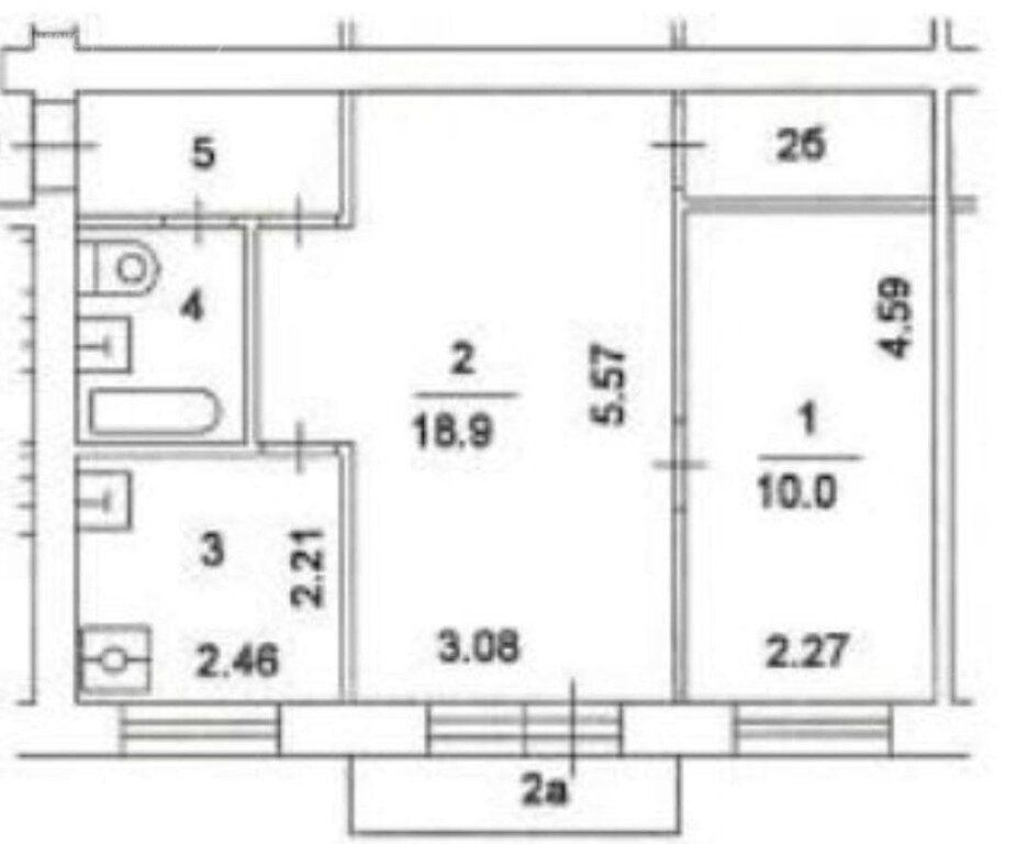 Аренда двухкомнатной квартиры Москва, метро Тушинская, Волоколамский проезд 1, цена 55000 рублей, 2021 год объявление №1407271 на megabaz.ru
