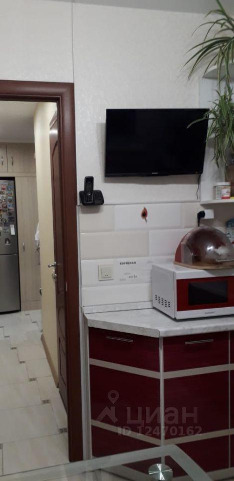 Продажа двухкомнатной квартиры Москва, метро Семеновская, Вольная улица 4, цена 11500000 рублей, 2021 год объявление №630640 на megabaz.ru