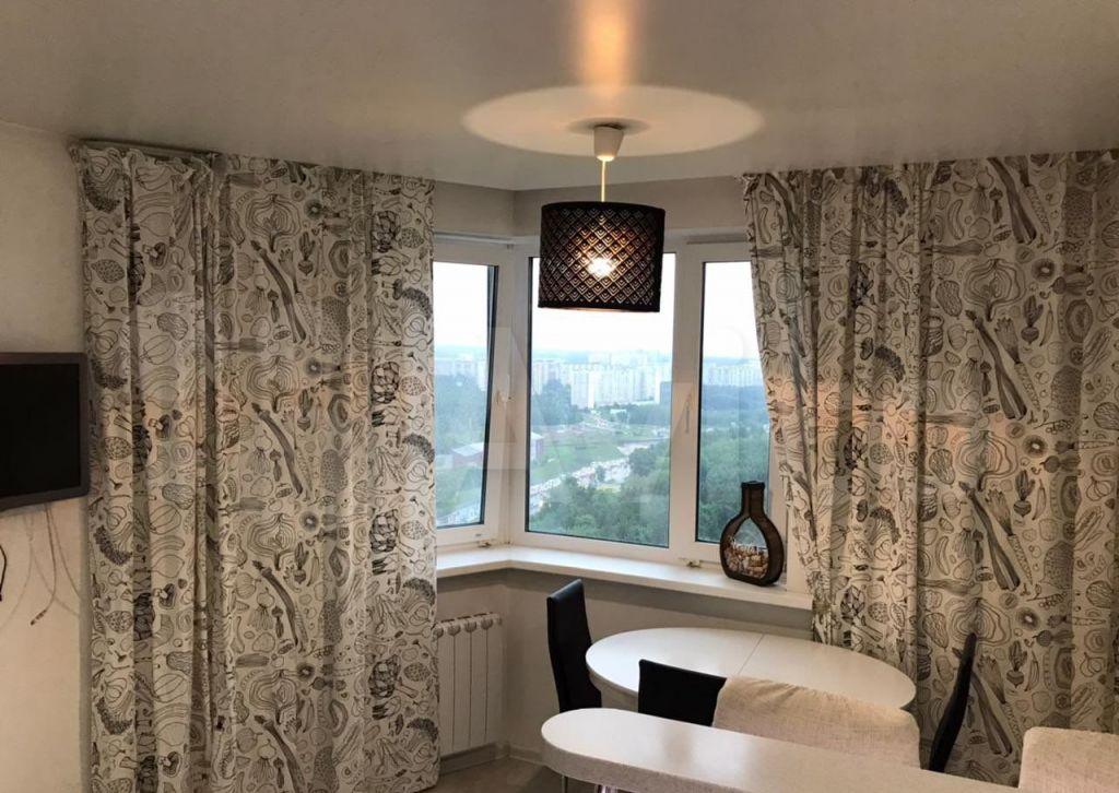 Аренда двухкомнатной квартиры Москва, метро Улица Скобелевская, цена 40000 рублей, 2021 год объявление №1406375 на megabaz.ru