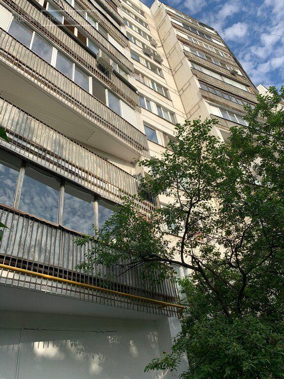 Продажа однокомнатной квартиры Москва, метро Царицыно, Лебедянская улица 4, цена 7750000 рублей, 2021 год объявление №636404 на megabaz.ru