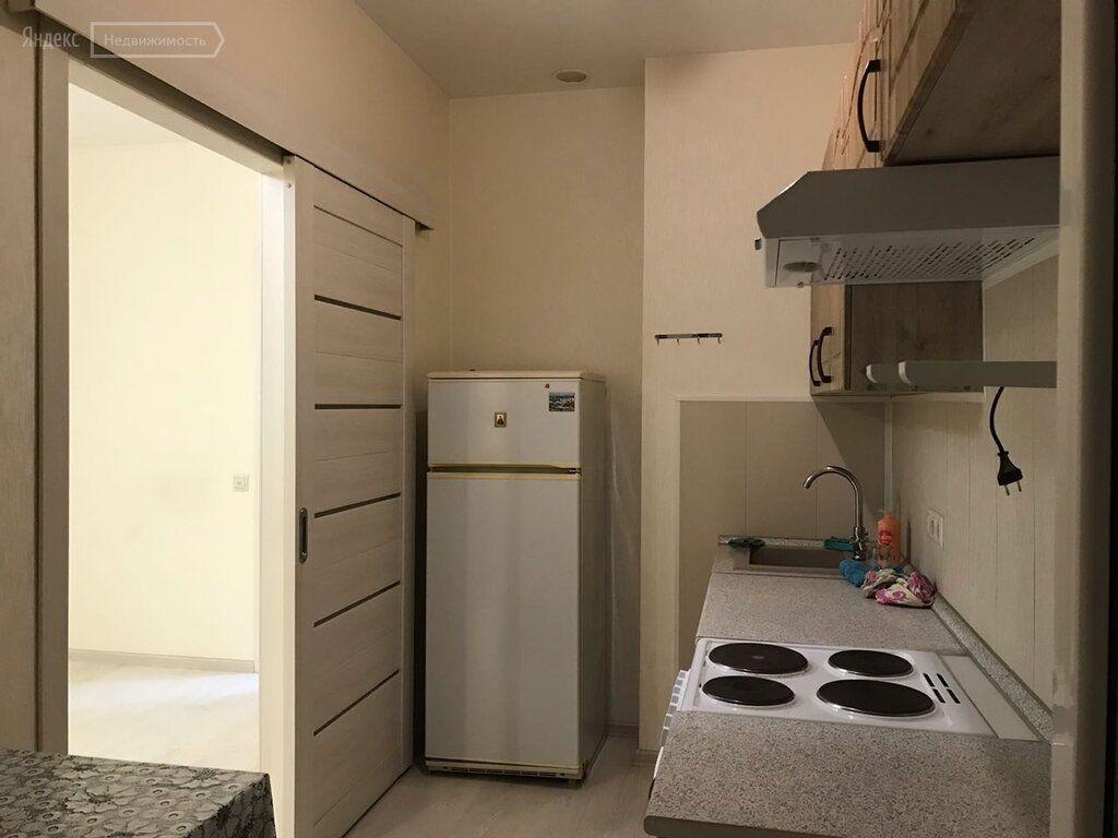Аренда однокомнатной квартиры деревня Мотяково, цена 17000 рублей, 2021 год объявление №1406657 на megabaz.ru