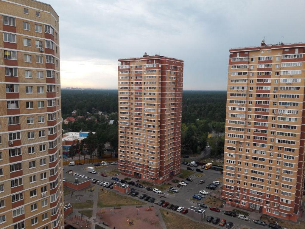 Продажа однокомнатной квартиры Раменское, метро Выхино, Лучистая улица 3, цена 6400000 рублей, 2021 год объявление №650513 на megabaz.ru