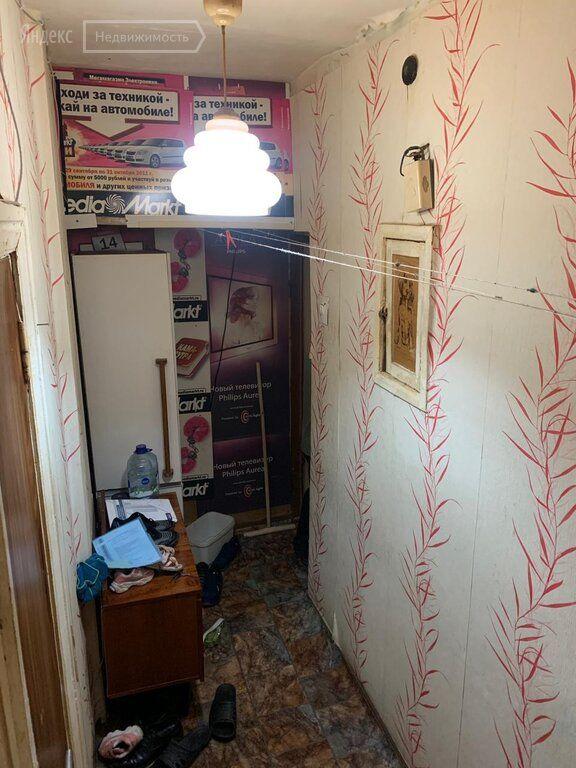 Продажа двухкомнатной квартиры поселок Рублёво, метро Крылатское, Новорублёвская улица 7, цена 8495000 рублей, 2021 год объявление №653846 на megabaz.ru
