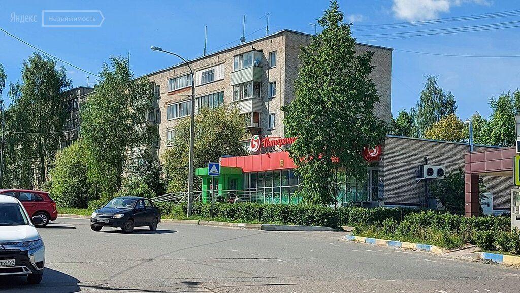 Продажа трёхкомнатной квартиры рабочий посёлок Михнево, Библиотечная улица 20, цена 4350000 рублей, 2021 год объявление №674672 на megabaz.ru