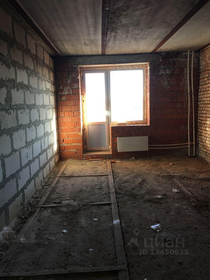 Продажа студии деревня Бородино, Варшавское шоссе 78, цена 2070000 рублей, 2021 год объявление №636796 на megabaz.ru