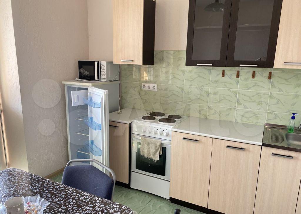 Аренда однокомнатной квартиры поселок Мебельной фабрики, Заречная улица 1А, цена 24000 рублей, 2021 год объявление №1433094 на megabaz.ru
