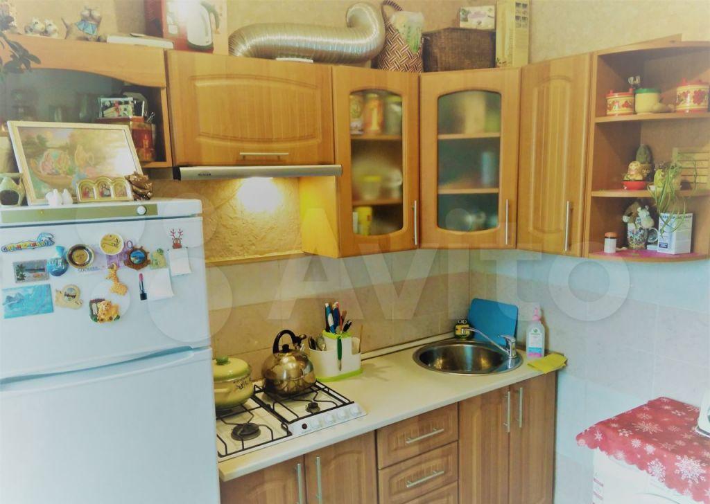 Продажа однокомнатной квартиры Фрязино, Школьная улица 7, цена 3150000 рублей, 2021 год объявление №652893 на megabaz.ru