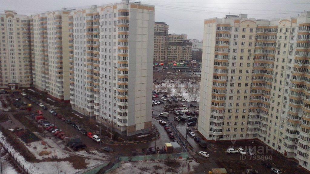 Аренда однокомнатной квартиры Москва, метро Люблино, Белореченская улица 6, цена 40000 рублей, 2021 год объявление №1407046 на megabaz.ru