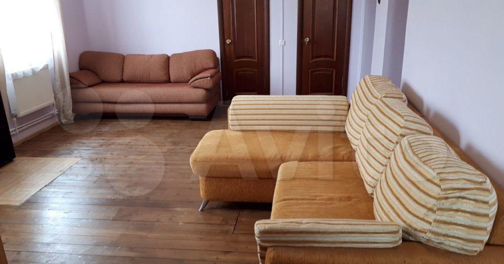 Аренда дома поселок Дорохово, Полевой переулок, цена 69000 рублей, 2021 год объявление №1407085 на megabaz.ru