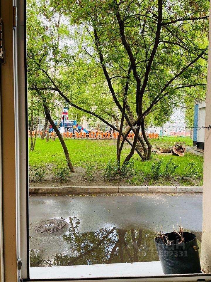 Продажа однокомнатной квартиры Москва, метро Студенческая, Студенческая улица 19к1, цена 12300000 рублей, 2021 год объявление №661604 на megabaz.ru