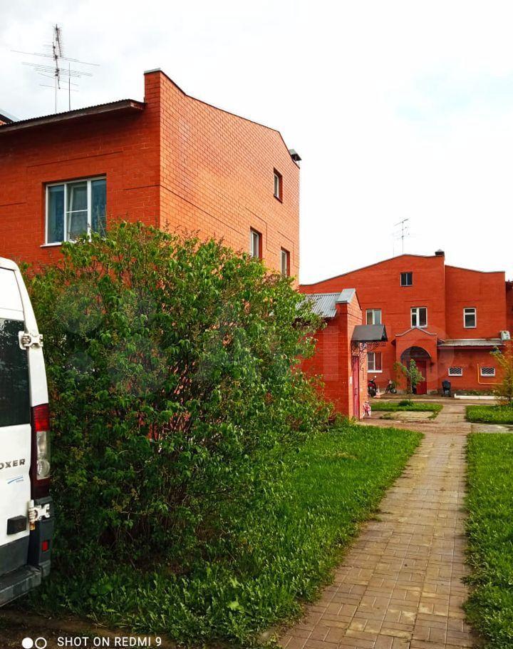 Продажа двухкомнатной квартиры село Марфино, улица Лётчика Балмата 46, цена 5600000 рублей, 2021 год объявление №623085 на megabaz.ru
