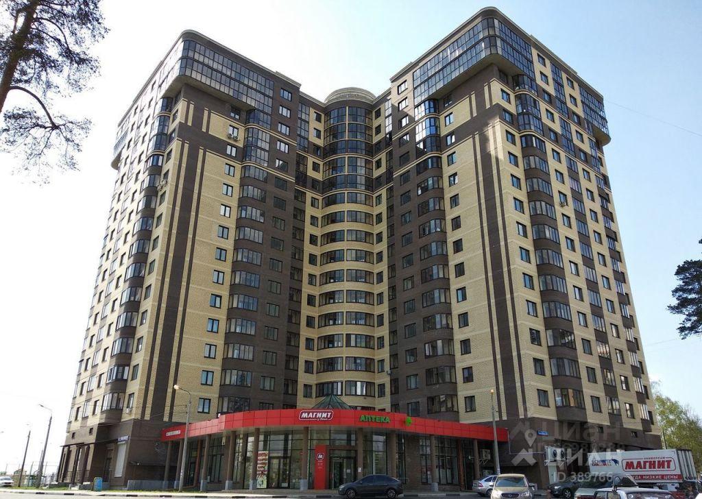 Продажа однокомнатной квартиры поселок Биокомбината, метро Щелковская, цена 4975000 рублей, 2021 год объявление №637074 на megabaz.ru