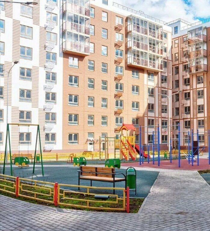 Продажа однокомнатной квартиры деревня Елино, цена 4500000 рублей, 2021 год объявление №637122 на megabaz.ru
