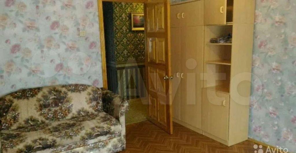 Аренда двухкомнатной квартиры Клин, улица Калинина 1, цена 12000 рублей, 2021 год объявление №1428881 на megabaz.ru