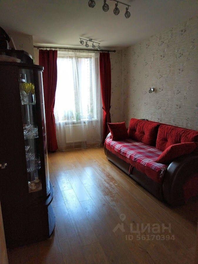 Продажа однокомнатной квартиры деревня Подолино, цена 6050000 рублей, 2021 год объявление №646603 на megabaz.ru