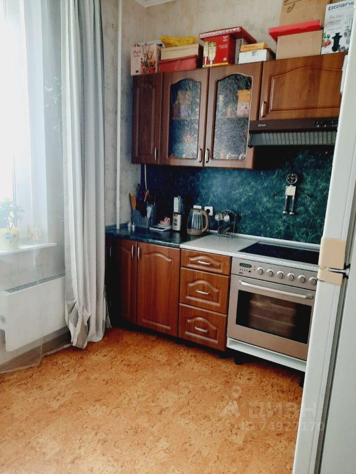 Продажа однокомнатной квартиры Красногорск, улица Вилора Трифонова 8, цена 6250000 рублей, 2021 год объявление №638318 на megabaz.ru