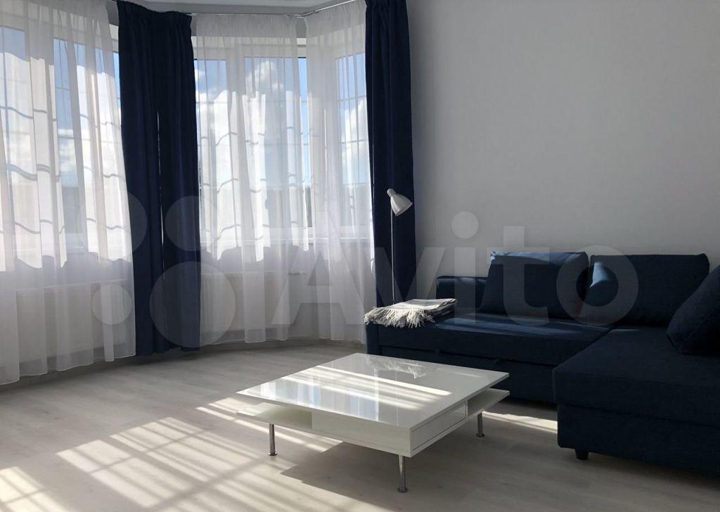 Аренда однокомнатной квартиры деревня Суханово, цена 55000 рублей, 2021 год объявление №1437078 на megabaz.ru
