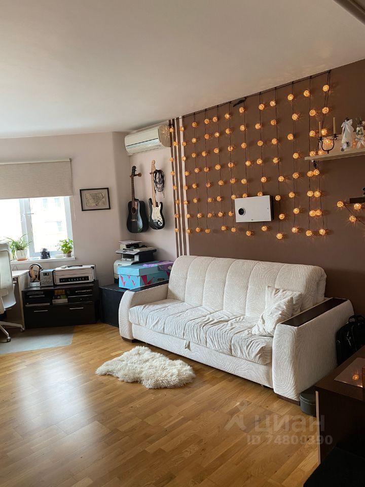 Продажа двухкомнатной квартиры Щелково, улица Неделина 24, цена 6700000 рублей, 2021 год объявление №637129 на megabaz.ru