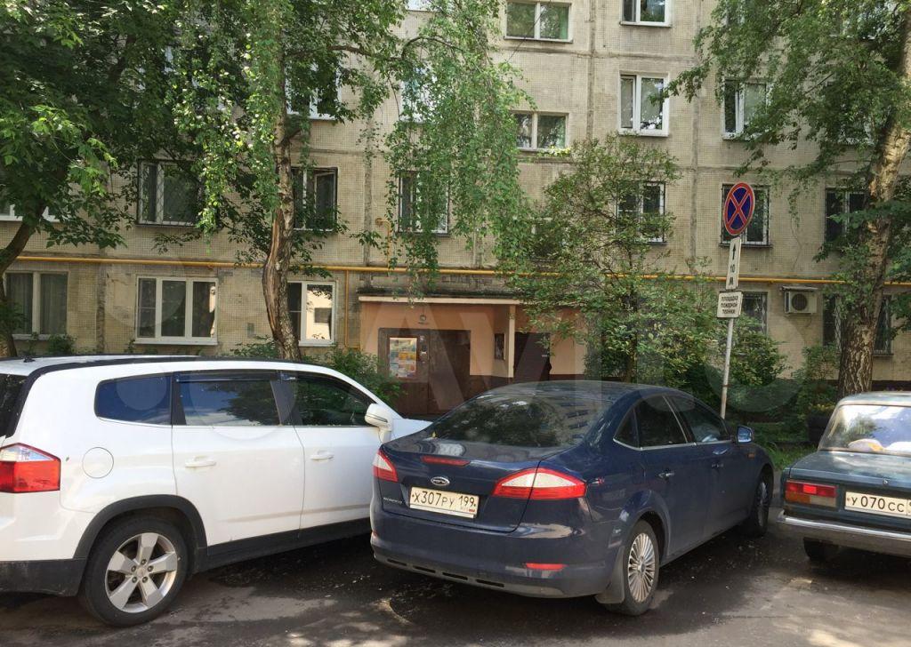 Продажа двухкомнатной квартиры Москва, метро Выхино, Снайперская улица 14/9, цена 9200000 рублей, 2021 год объявление №637397 на megabaz.ru
