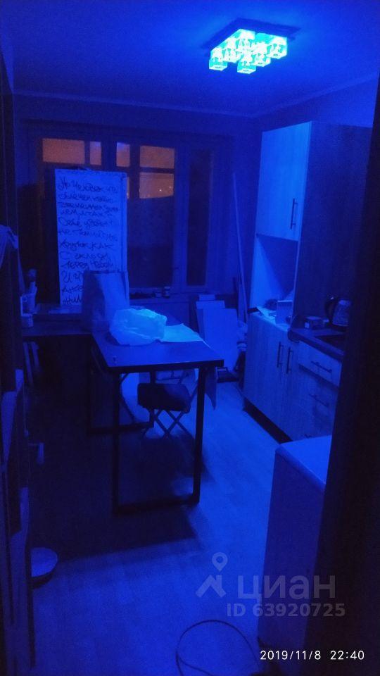 Аренда однокомнатной квартиры Москва, метро Перово, Кусковская улица 39/59, цена 32000 рублей, 2021 год объявление №1407317 на megabaz.ru