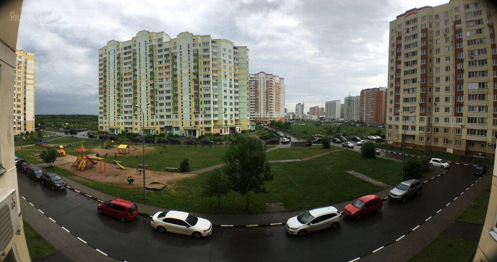 Продажа двухкомнатной квартиры Балашиха, метро Щелковская, улица Майкла Лунна 3, цена 10600000 рублей, 2021 год объявление №639186 на megabaz.ru