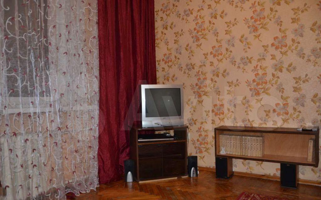 Аренда комнаты Москва, метро Красные ворота, Хомутовский тупик 4к1, цена 26000 рублей, 2021 год объявление №1478840 на megabaz.ru